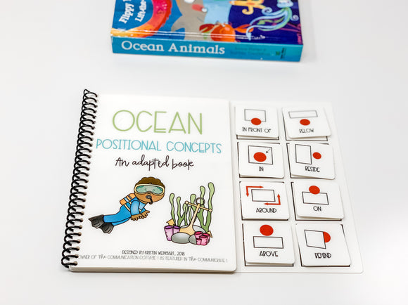 Ocean Positional Concepts: Adapted Book