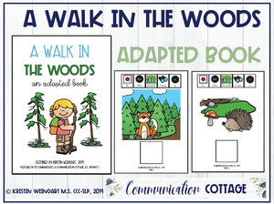 A Walk In the Woods: Adapted Book