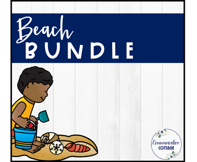Beach Digital Theme Bundle