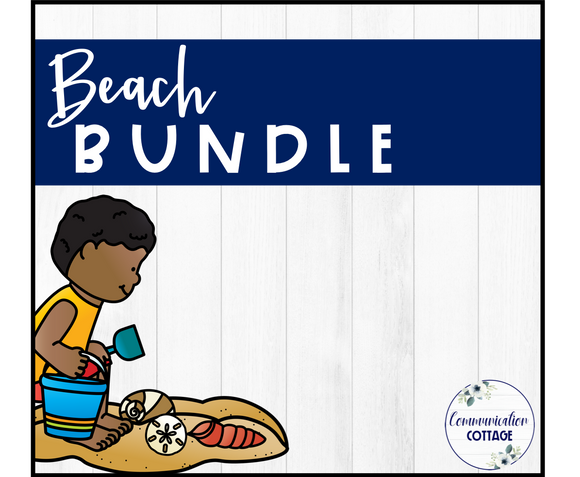 Beach Theme Digital Bundle