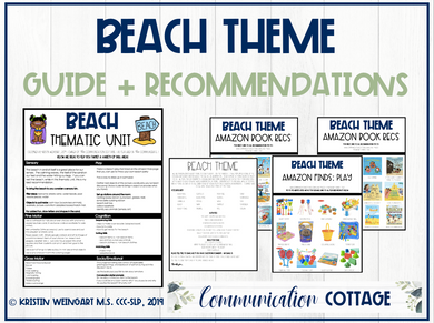 Beach Theme Guide + Recommendations