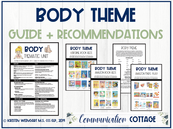 Body Theme Guide + Recommendations