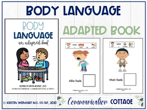 Body Language: Adapted Book