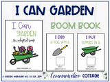 I Can Garden: Adapted Book