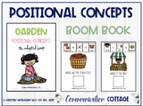 Garden Positional Concepts: Adapted Book