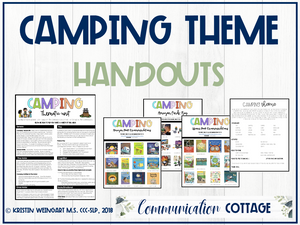 Camping Theme Guide