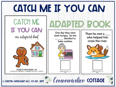 Catch Me If You Can: Adapted Book