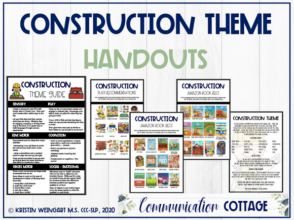 Construction Theme Guide