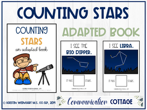 Counting Stars: Adapted Book