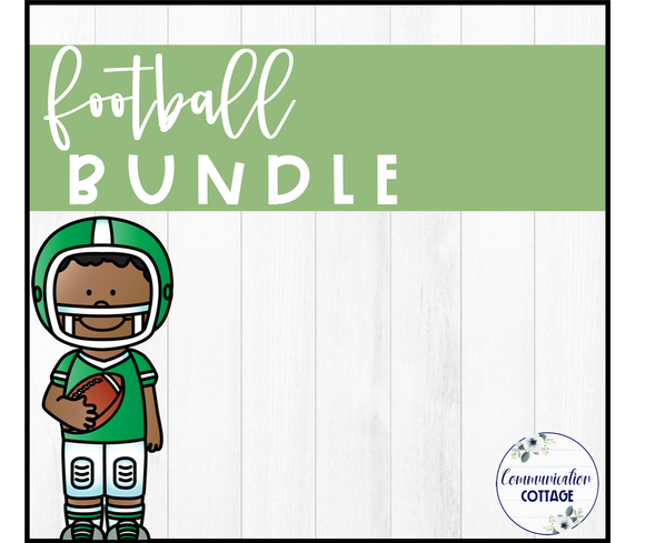 Football Theme Digital Bundle