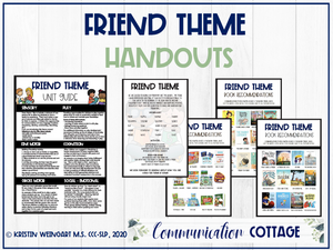 Friend Theme Guide