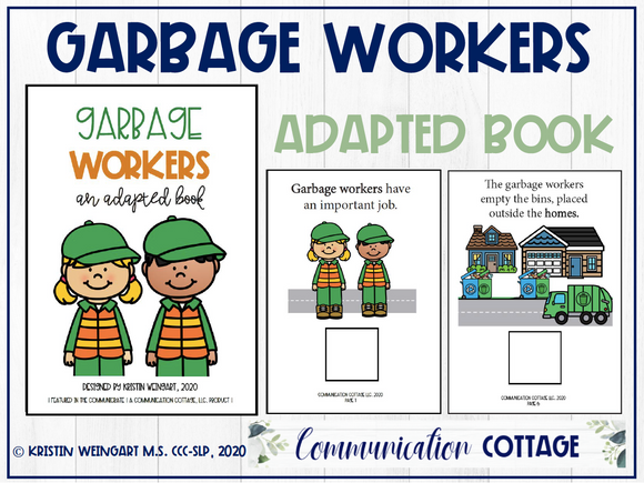 Garbage Workers: Adapted Book