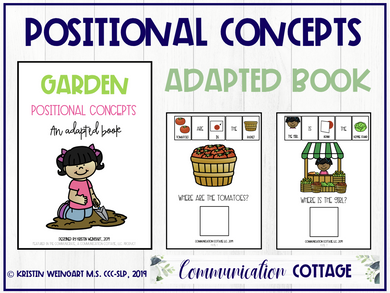 Garden Positional Concepts: Adapted Book (PDF)
