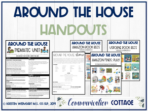 Around The House: Theme Guide