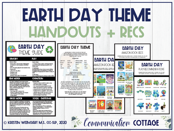 Earth Day Theme Guide + Recommendations