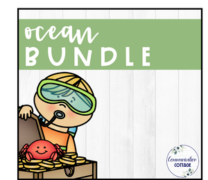 Ocean Digital Theme Bundle