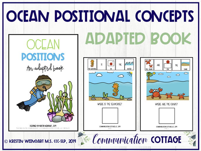Ocean Positional Concepts: Adapted Book (PDF)