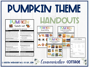 Pumpkin Theme Guide