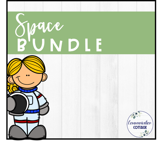 Space Theme Digital Bundle