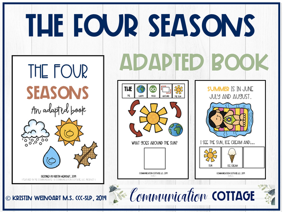 The Four Seasons: Adapted Book