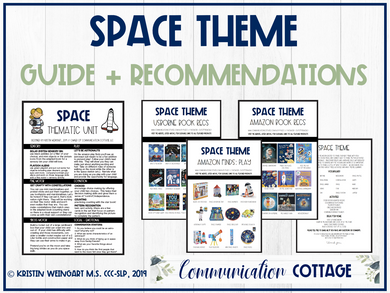 Space Theme Guide + Recommendations