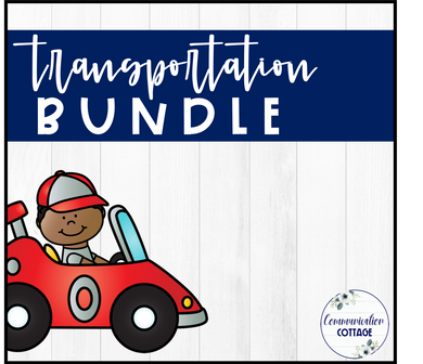 Transportation Digital Theme Bundle