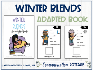 Winter Blends: Adapted Book