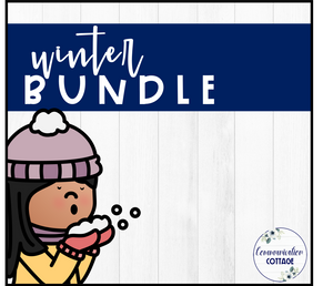 Winter Theme Digital Bundle