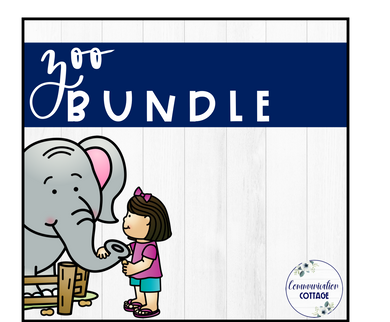 Zoo Digital Theme Bundle