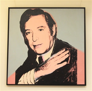 ANDY WARHOL Portrait of Jack Tanzer