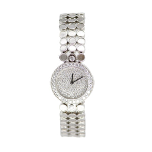 Harry Winston Platinum Diamond Ladies Watch