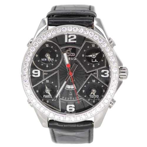 Jacob & Co. Five Times Zone Men's Watch