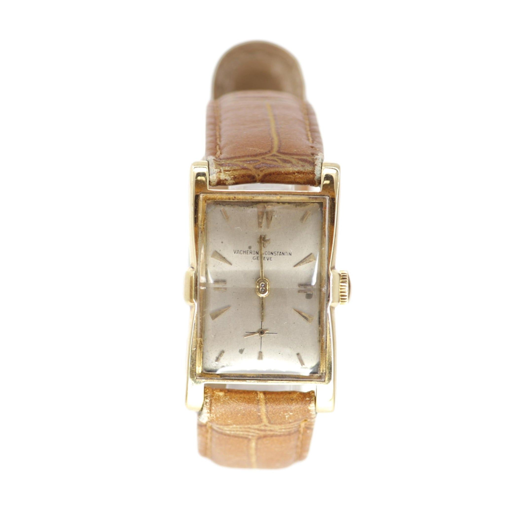 Vacheron Constantin 18K Yellow Gold Vintage Watch