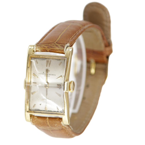 VACHERON CONSTANTIN 18K YG VINTAGE WATCH