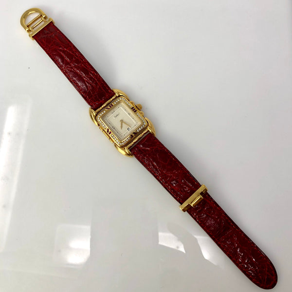 SAGA de Tabbah 18k Yellow Gold Watch