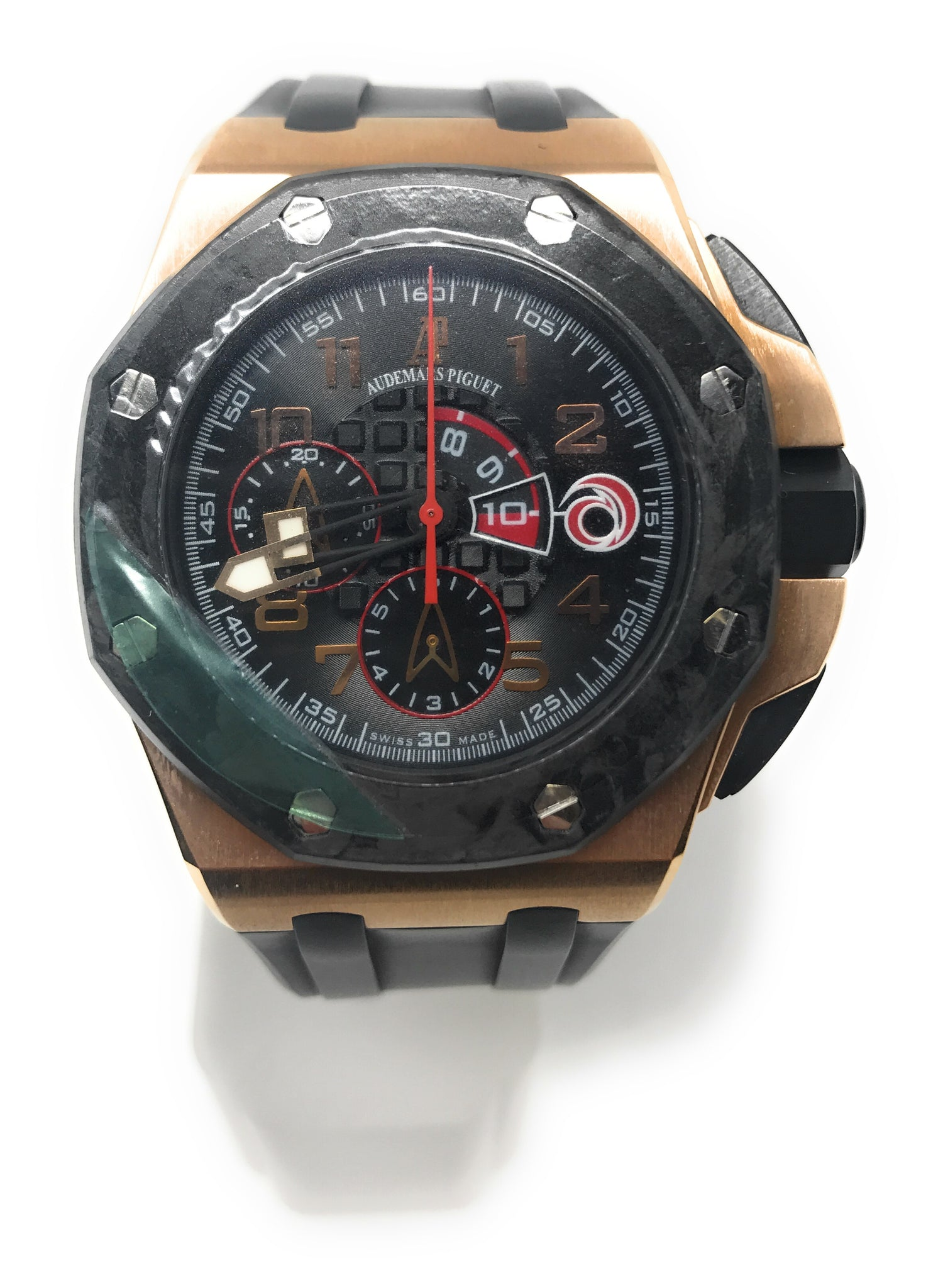 Audemars Piguet Royal Oak Offshore Team Alinghi and 18k Rose Gold Limited Edition