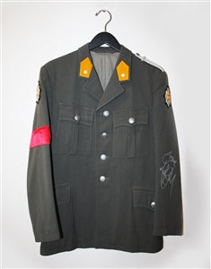 Michael Jackson's military style jacket