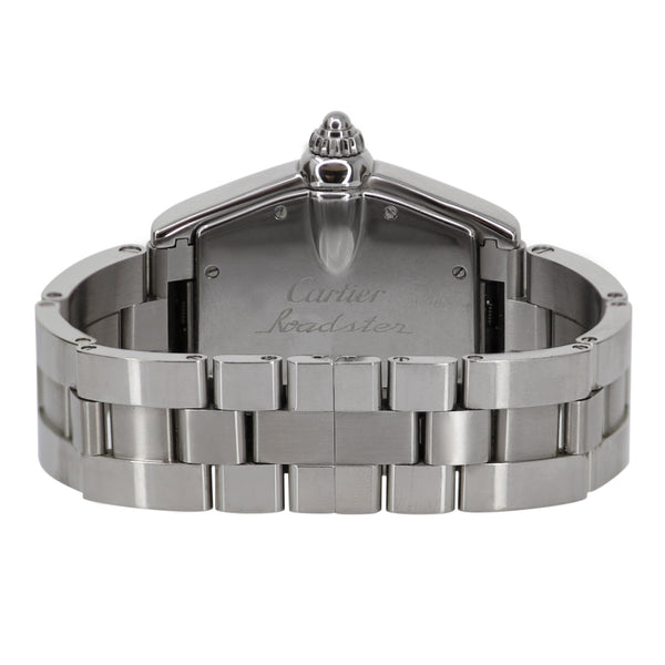 Cartier Roadster 2510 Stainless Steel Watch