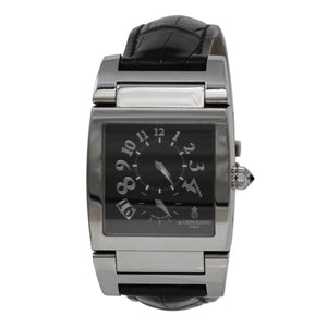 De Grisogono Stainless Steel Watch