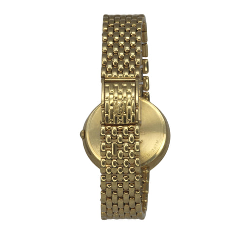 Chrysos Yellow Gold Men's Watch
