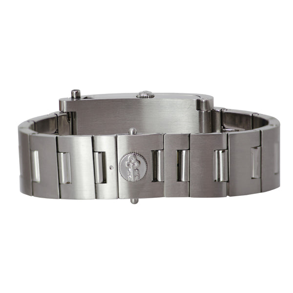 Corum Toboggan Stainless Steel Watch