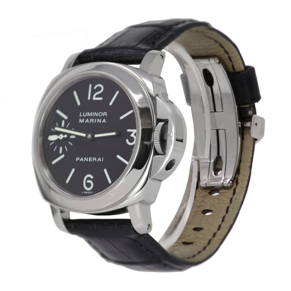 Panerai Luminor Marina Stainless Steel Watch