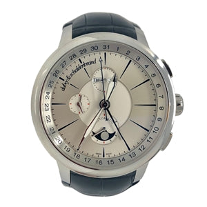 Dubey & Schaldenbrand Artisans Xtreme Stainless Steel Watch Chrono Moon Phase Rax/st/sib/ls