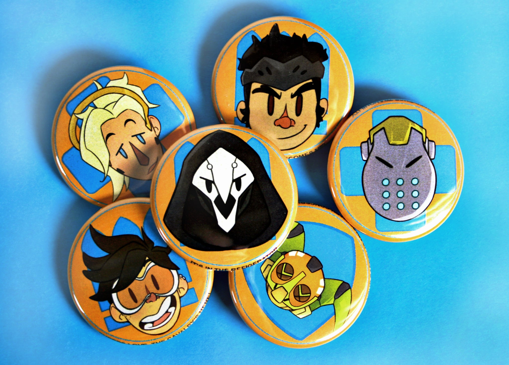 Northern-Gaming-Expo-Buttons-Overwatch