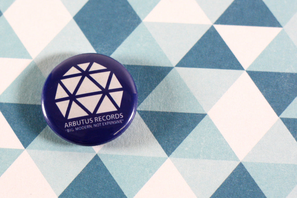 Custom Music Buttons for Arbitus Records