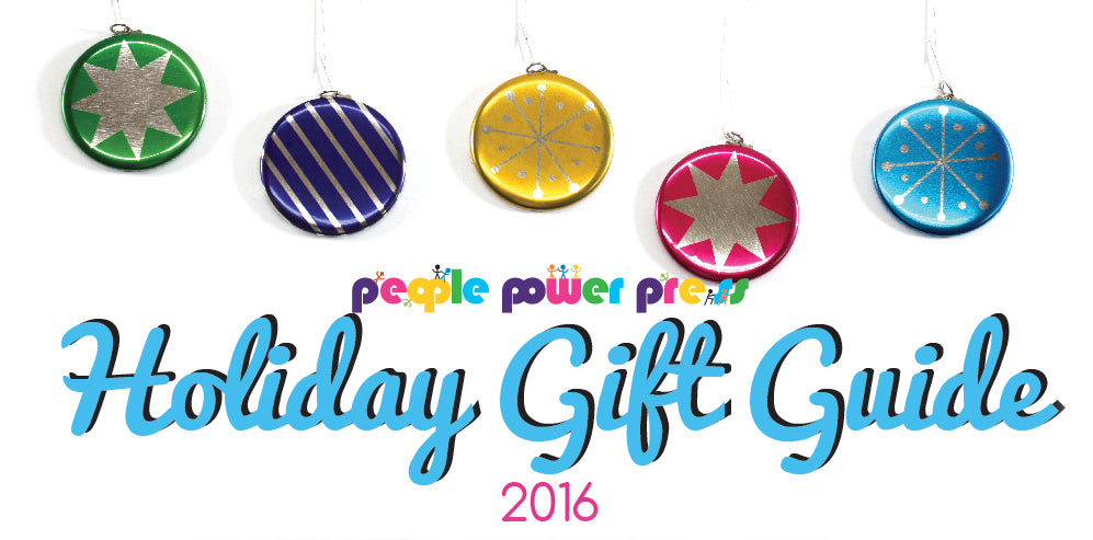 2016 Holiday Button Making and Craft Gift Guide