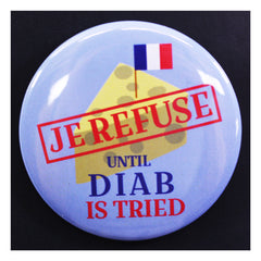 Je Refuse Boycott Made in France until terrorist accused Hassan Diab is tried