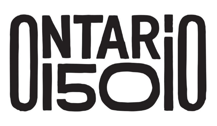 Ontario 150 official logo
