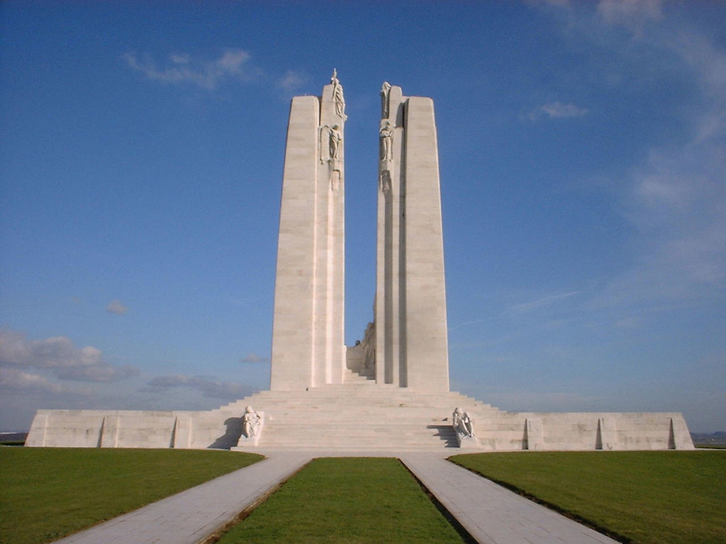100th anniversary of Vimy Ridge
