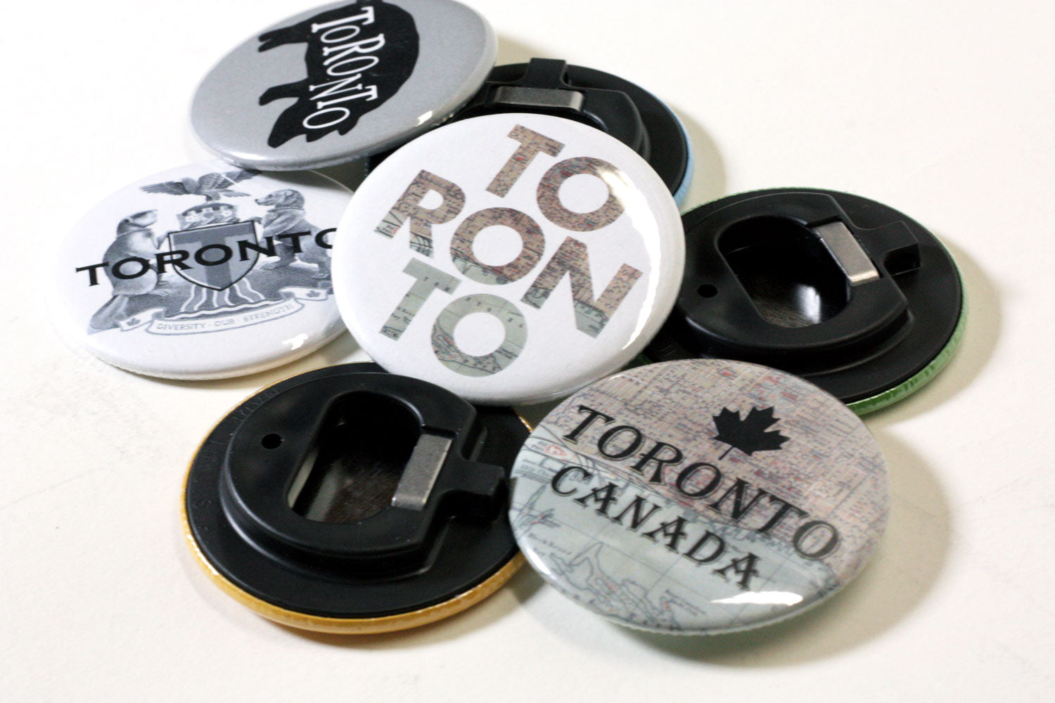 How to Make Custom Bottle Openers, DIY Bottle Openers, Button Making Parts & Supplies,